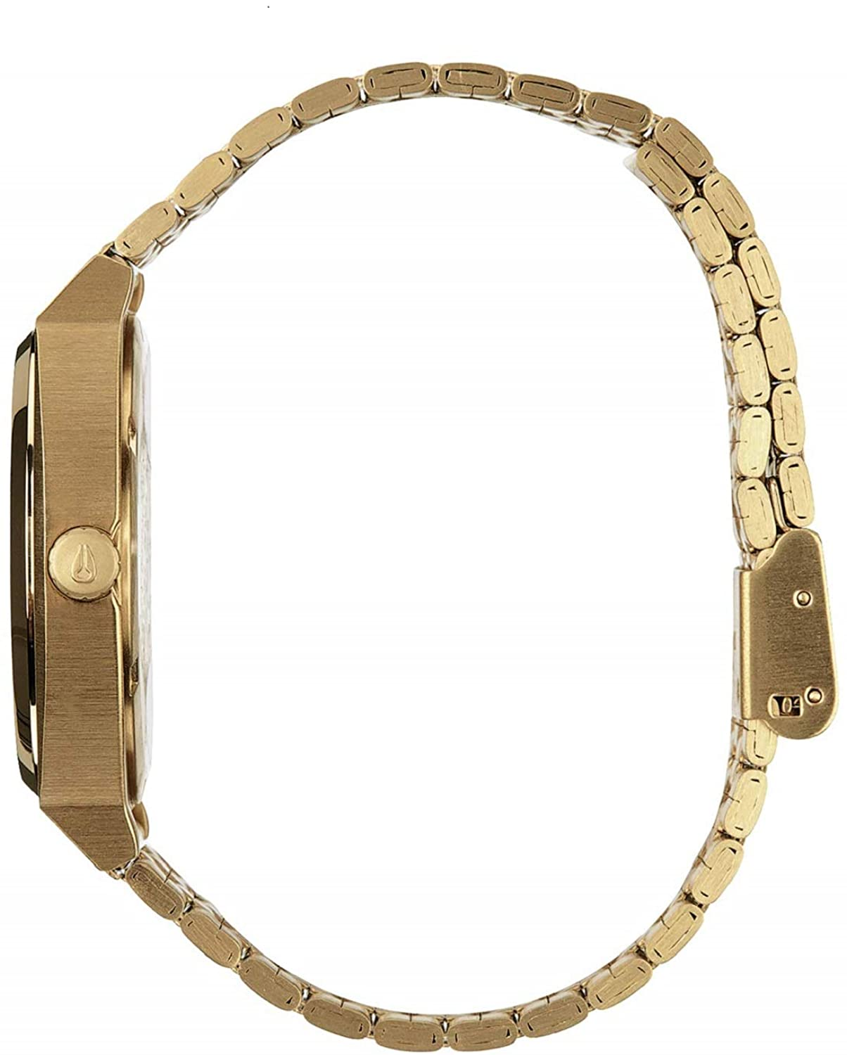 NIXON Time Teller A045 All Gold / Black Sunray