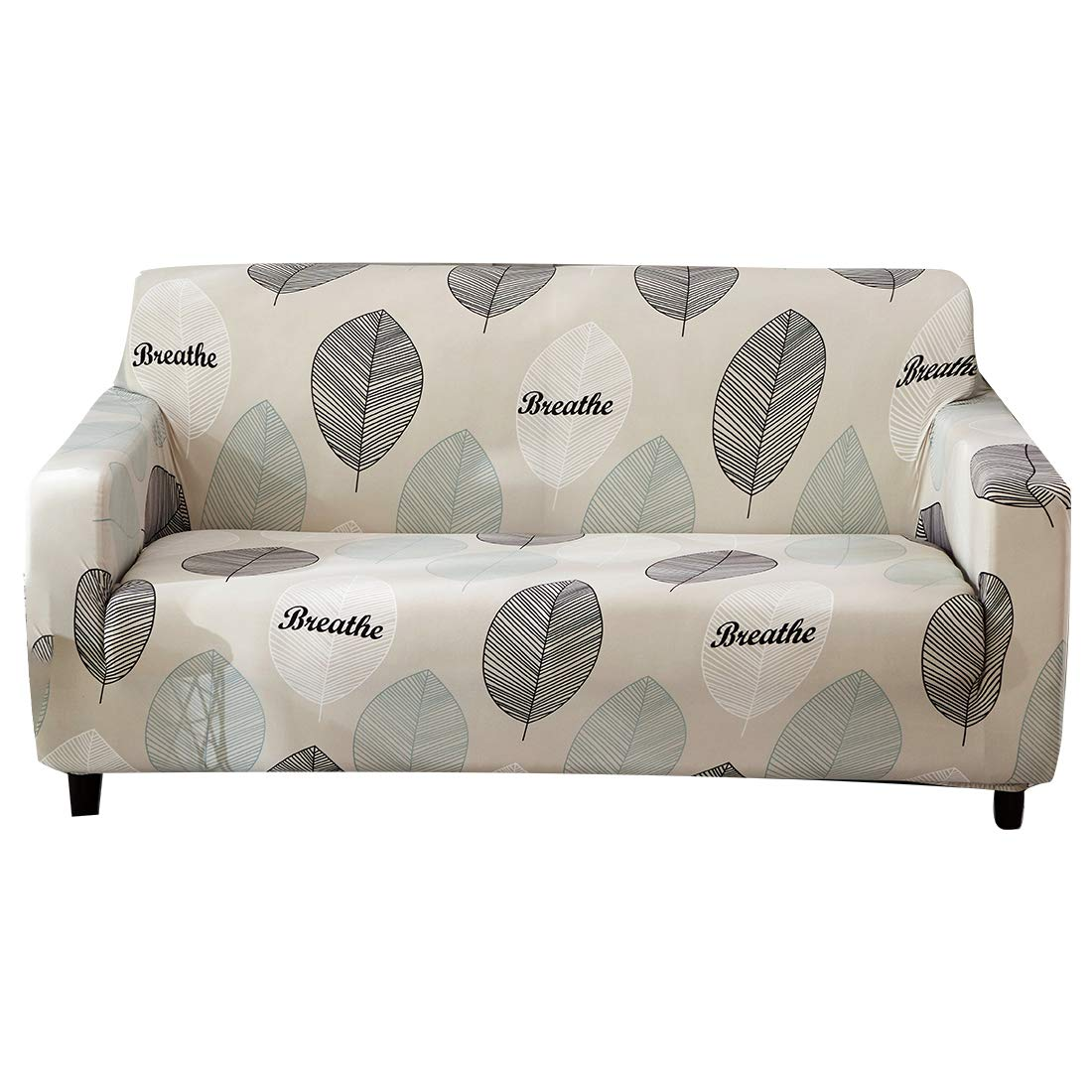 FORCHEER Slipcover Stretch Sofa Cover for Living Room Couch Cover Sectional (Loveseat,#FB)