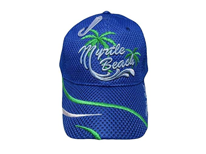 AES Myrtle Beach MB South Carolina SC Swirl 723D - Gorra Bordada ...