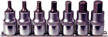 162.2256 ø 4,9 mm KS Tools fendues pilote avec douille de guidage