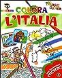Colora l'Italia. Con stickers