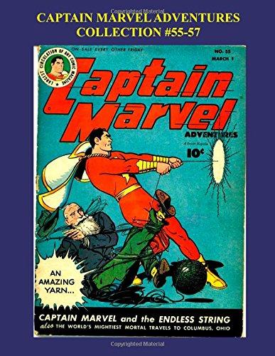 Read Online Captain Marvel Adventures Collection #55-57 ebook
