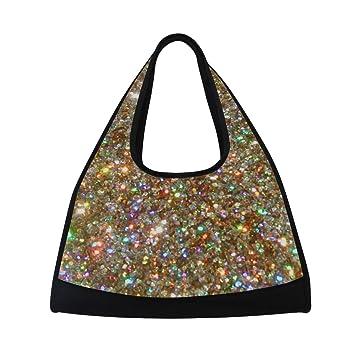 Womens Canvas Large Tote Shoulder Handbag Tennis Handbags