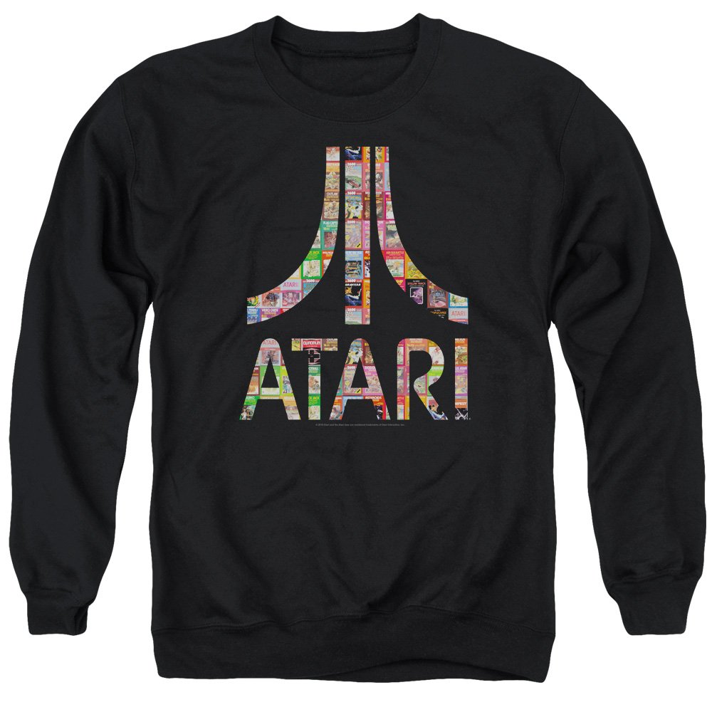 Atari - - Herren Box Art Sweater