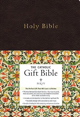 NRSV Catholic Bible Imitation Leather product image