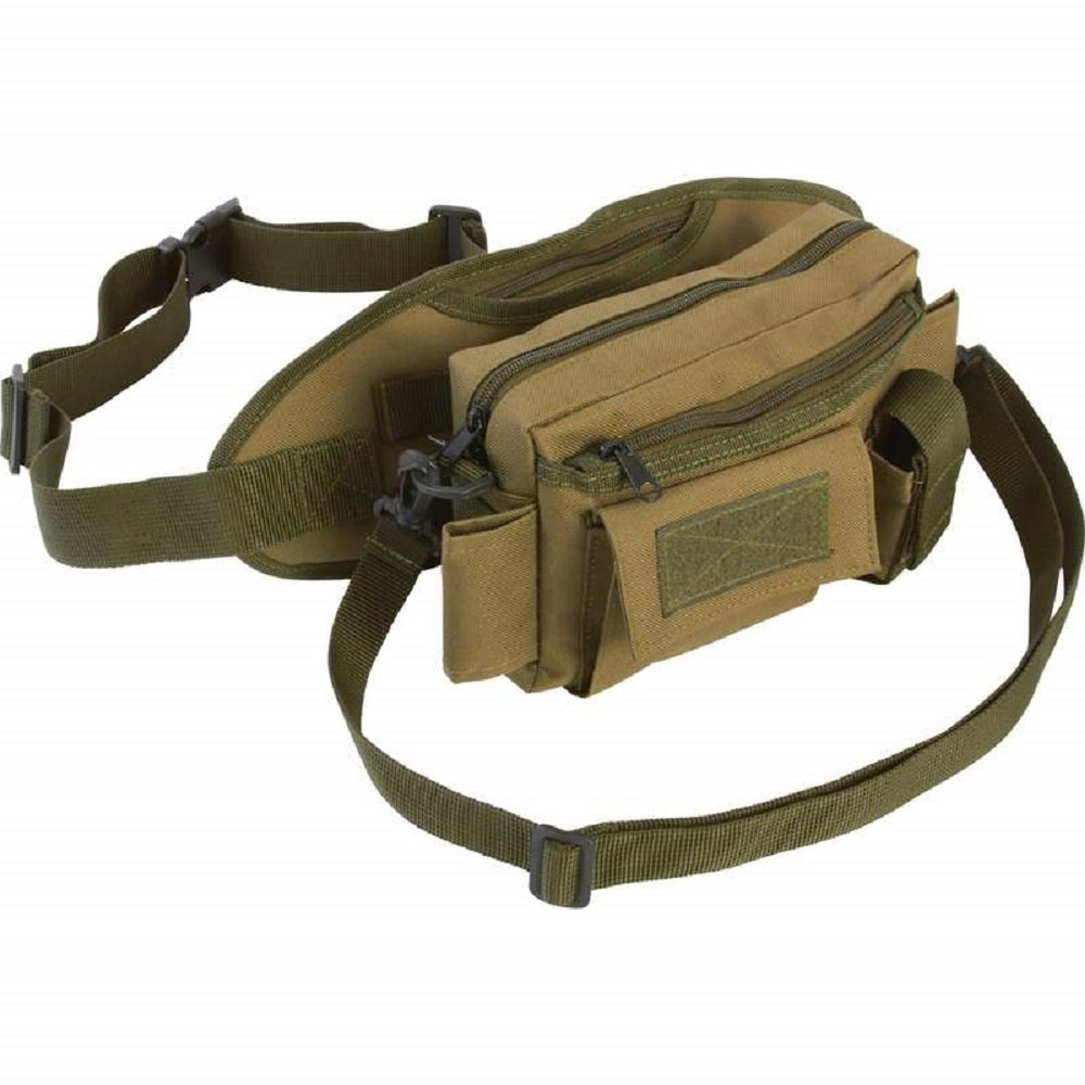 Extreme Pak Olive Drab Utility Waist Bag