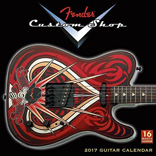 Christmas Music Guitar (Fender® Custom Shop Guitars 2017 Wall)