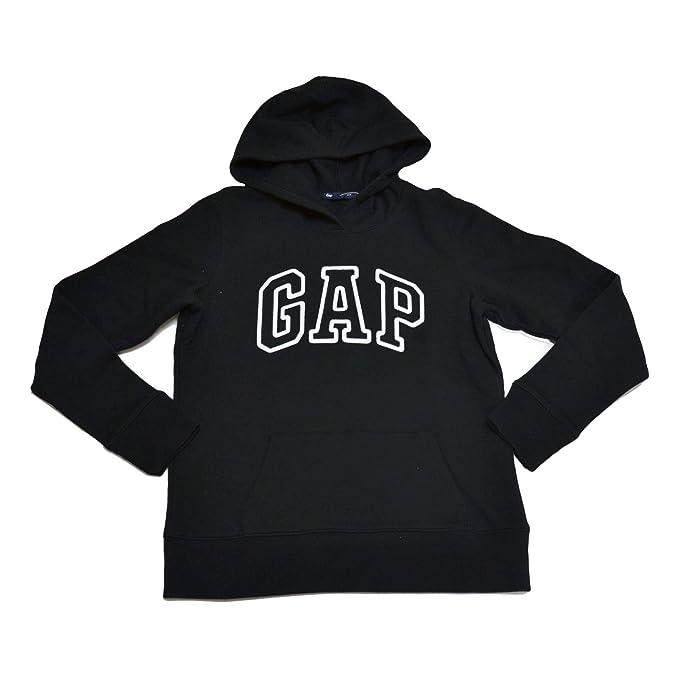 Gap Womens Fleece Arch Logo sudadera con capucha  Amazon.es  Ropa y  accesorios 76d273771e4