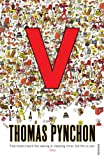 Front cover for the book V. by Thomas Pynchon