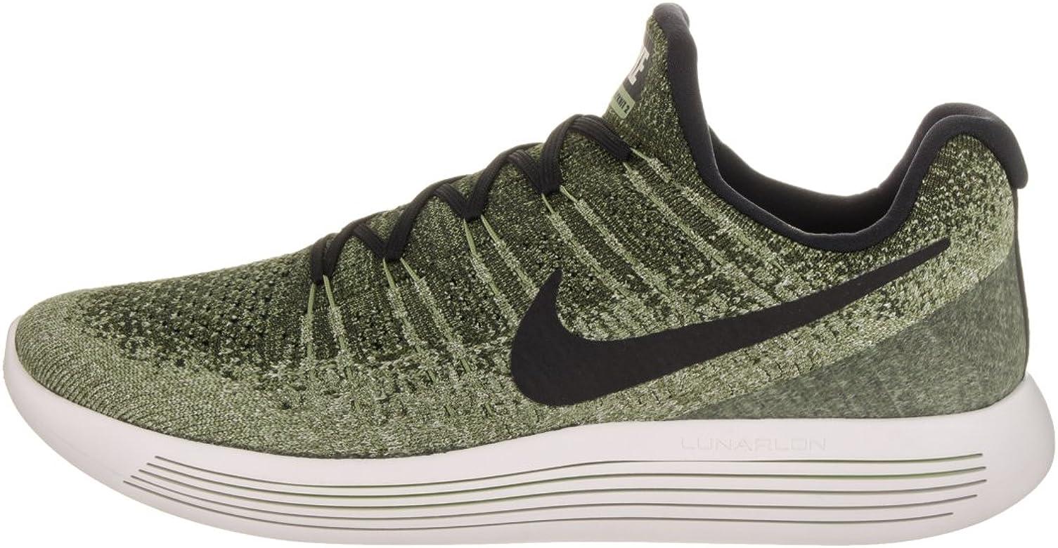 e8e64ebf5c7b4 Mens Lunarepic Fabric Hight Top Lace Up Running Sneaker