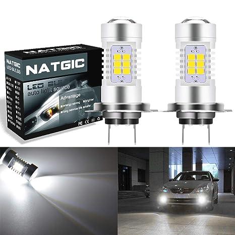Bombillas led para coche, de NGCAT, repuesto para luces antiniebla y de circulación diurna