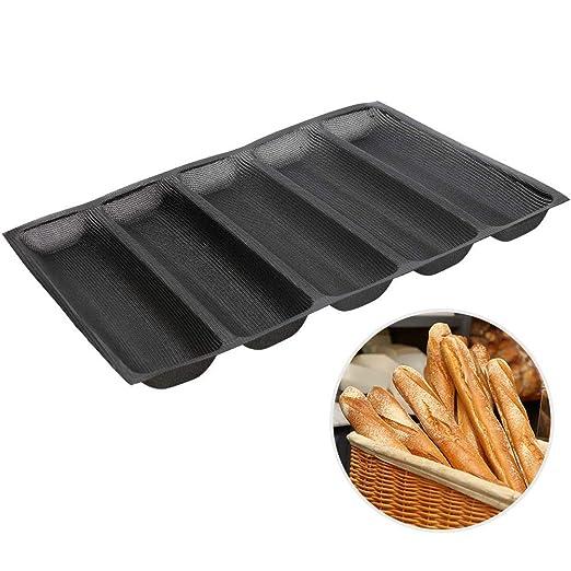 Baker Boutique silicona Pan molde antiadherente reutilizable para ...