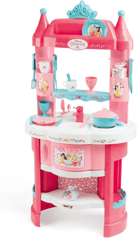 Smoby Cocina Disney Princess, Color Rosa. (311700)