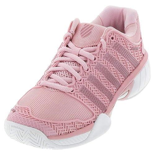 f4453aebb4fef K-Swiss Hypercourt Express Junior Tennis Shoe