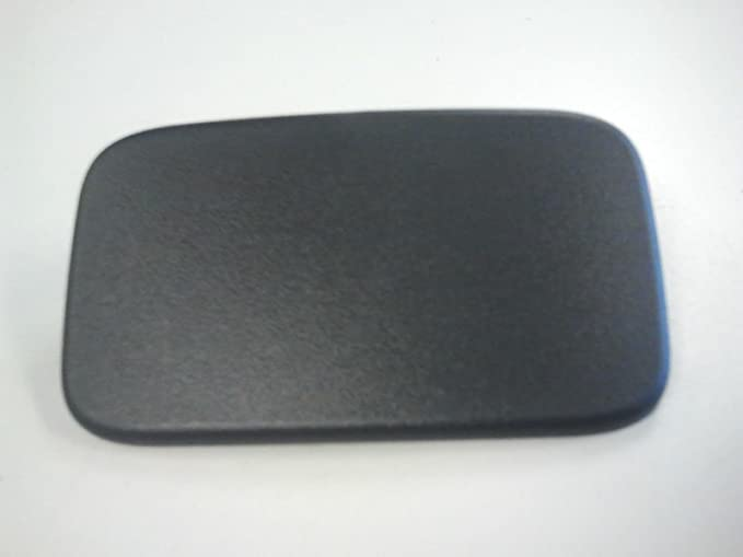 Black 1PC Voodonala for Jeep JK Rear License Plate Deletion Panel Bracket Delet for 2007-2019 Jeep JK JKU