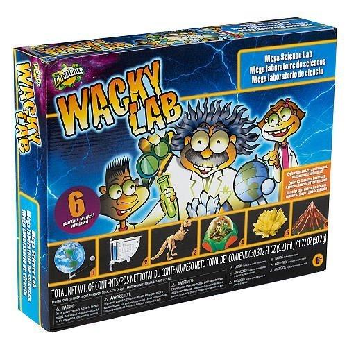 Wacky Lab Mega Science Lab