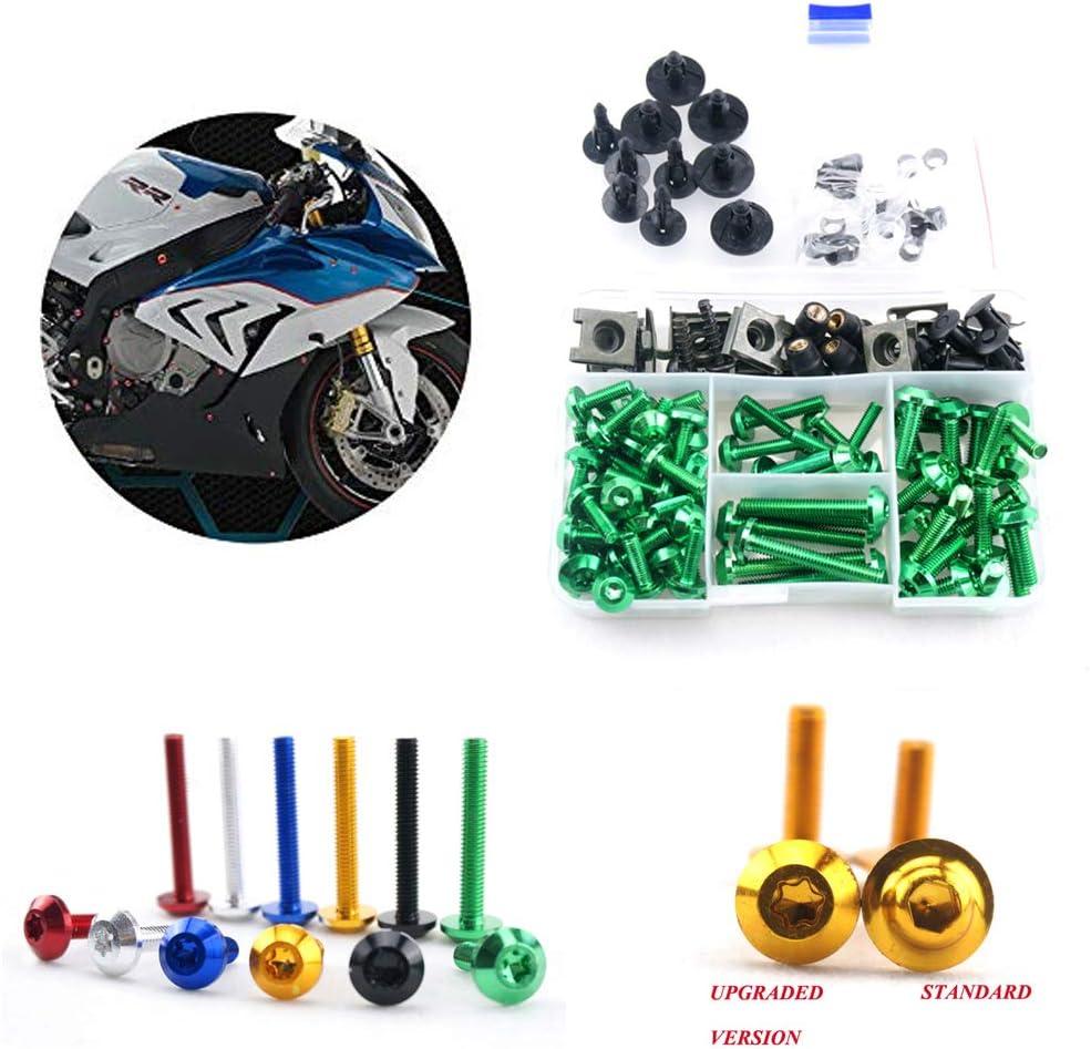 Complete Fairing Bolt Screws Kit for Kawasaki Ninja 250R EX250 08 09 10 11 12