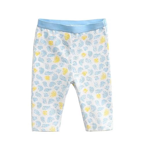 5b4326501f181 Amazon.com: marc janie Baby Toddler Girls' Print Capri Pants: Clothing
