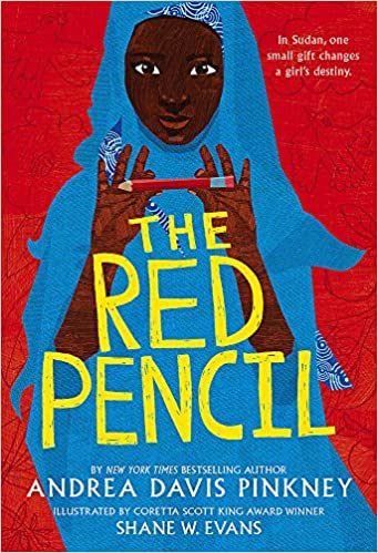 Image result for the red pencil