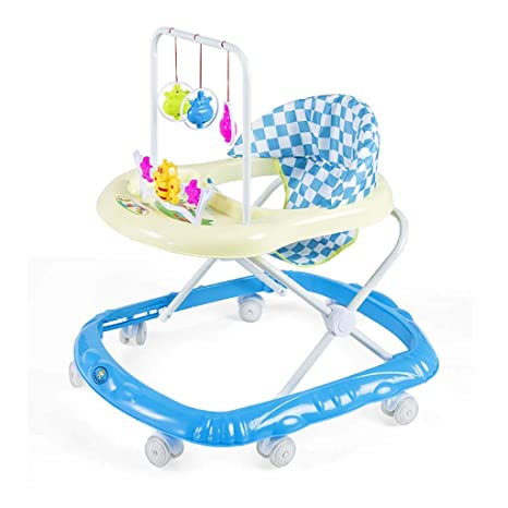 Baby Walkers Andador para bebé, Plegable y Regulable en ...