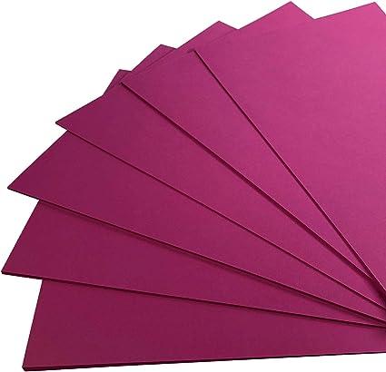 Drucken Pinke Bastelkarte 160/g//m2 40 Blatt Fotokopieren A5 Pink Karten Papier Drucker Kopieren geeignet f/ür Basteln