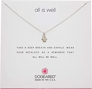 """product image for Dogeared All Is Well-Hamsa Necklace, 16"""""""