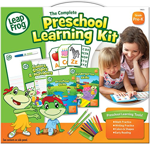 LeapFrog Complete Preschool Learning Kit