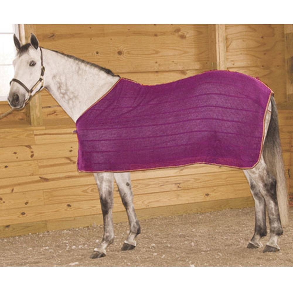 Purple X-Large Purple X-Large High Spirit Irish Knit Anti Sweat Sheet
