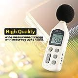 GM1356 30-130dB A/C Digital Sound Level Meter USB