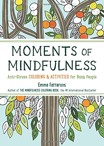 Moments Mindfulness Anti Stress Coloring Activities product image