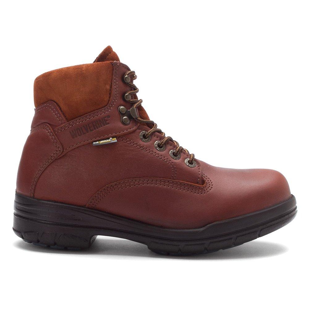 fe438f70fad Amazon.com: Wolverine Boots: Women's DuraShocks Steel Toe Work Boots ...