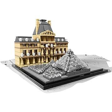 mini Louvre Building