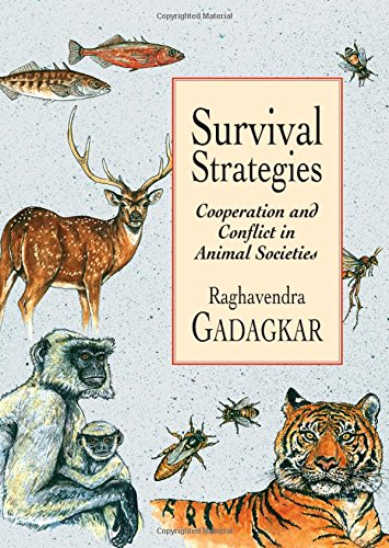 Download Survival Strategies: Cooperation and Conflict in Animal Societies pdf