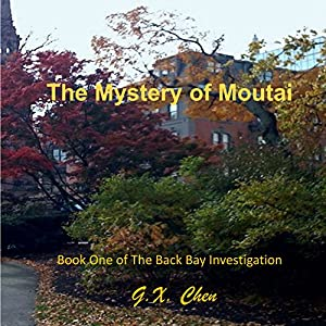 The Mystery of Moutai Audiobook