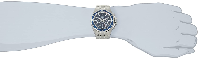 Bulova Men s 98B163 Marine Star Watch