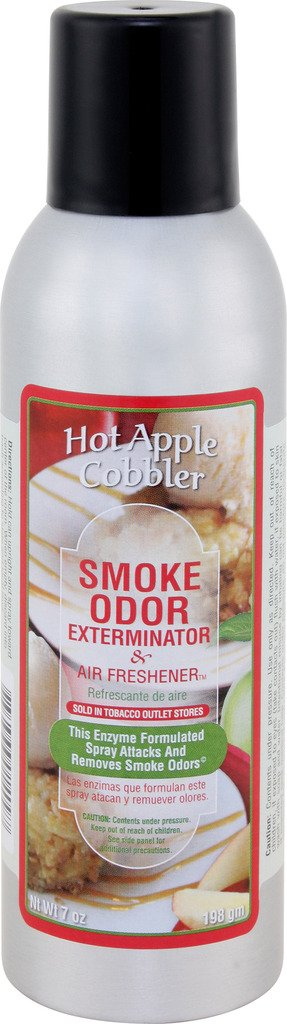 Amazon.com: Smoke Odor Exterminator 7oz Large Spray, Hot ...