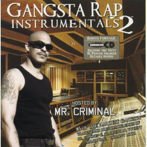 Gangsta Rap Instrumentals 2 - Stores Junction Grand