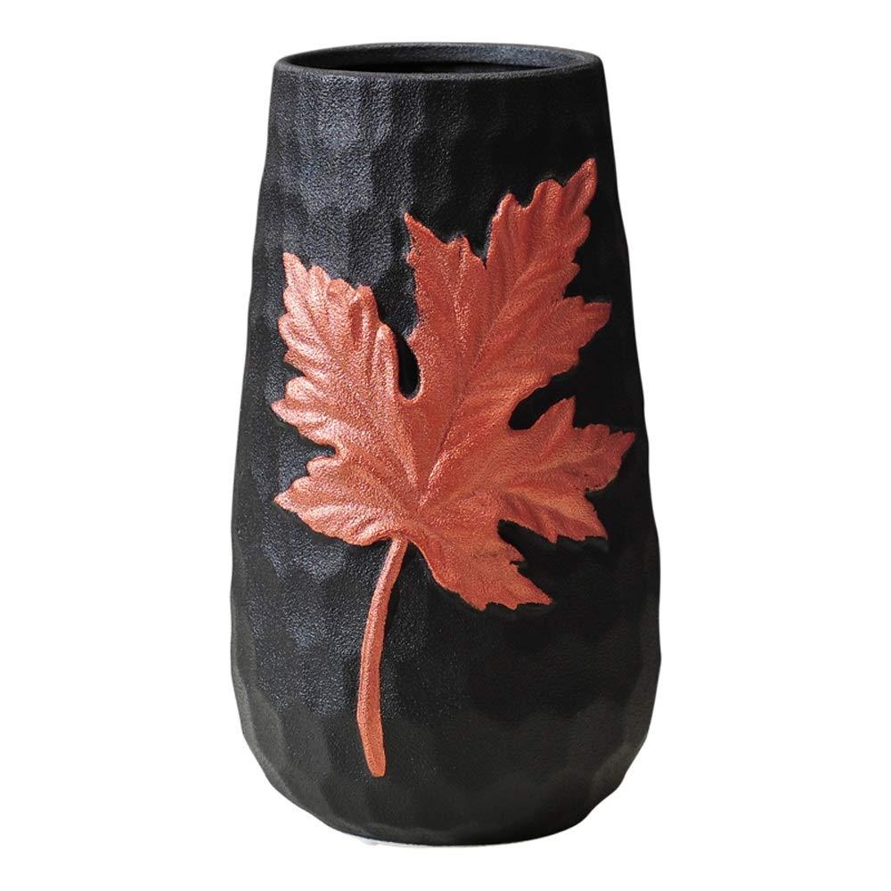 ミニマリズムセラミック花瓶用花緑植物結婚式植木鉢装飾ホームオフィスデスク花瓶花バスケットフロア花瓶 (三 : C) B07QRGNNJ7