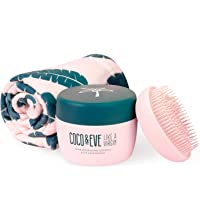 Coco & Eve Thats A Wrap Bundle. Hair Mask, Tangle Tamer And Microfiber Hair Towel Wrap For All Hair Types