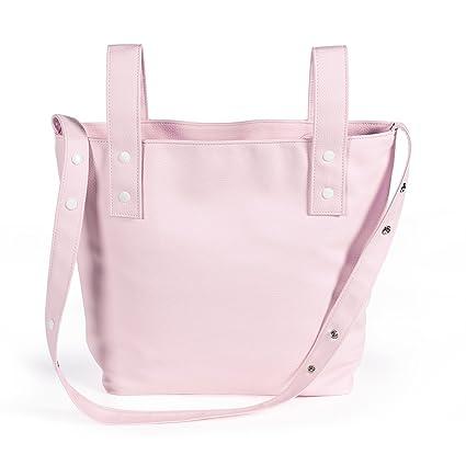 Pasito A Pasito - Bolsa panera catania rosa(ca): Amazon.es: Bebé
