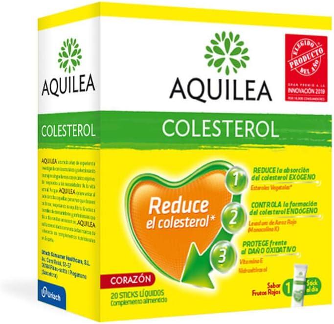 Aquilea Colesterol - 20 Sticks Bebibles