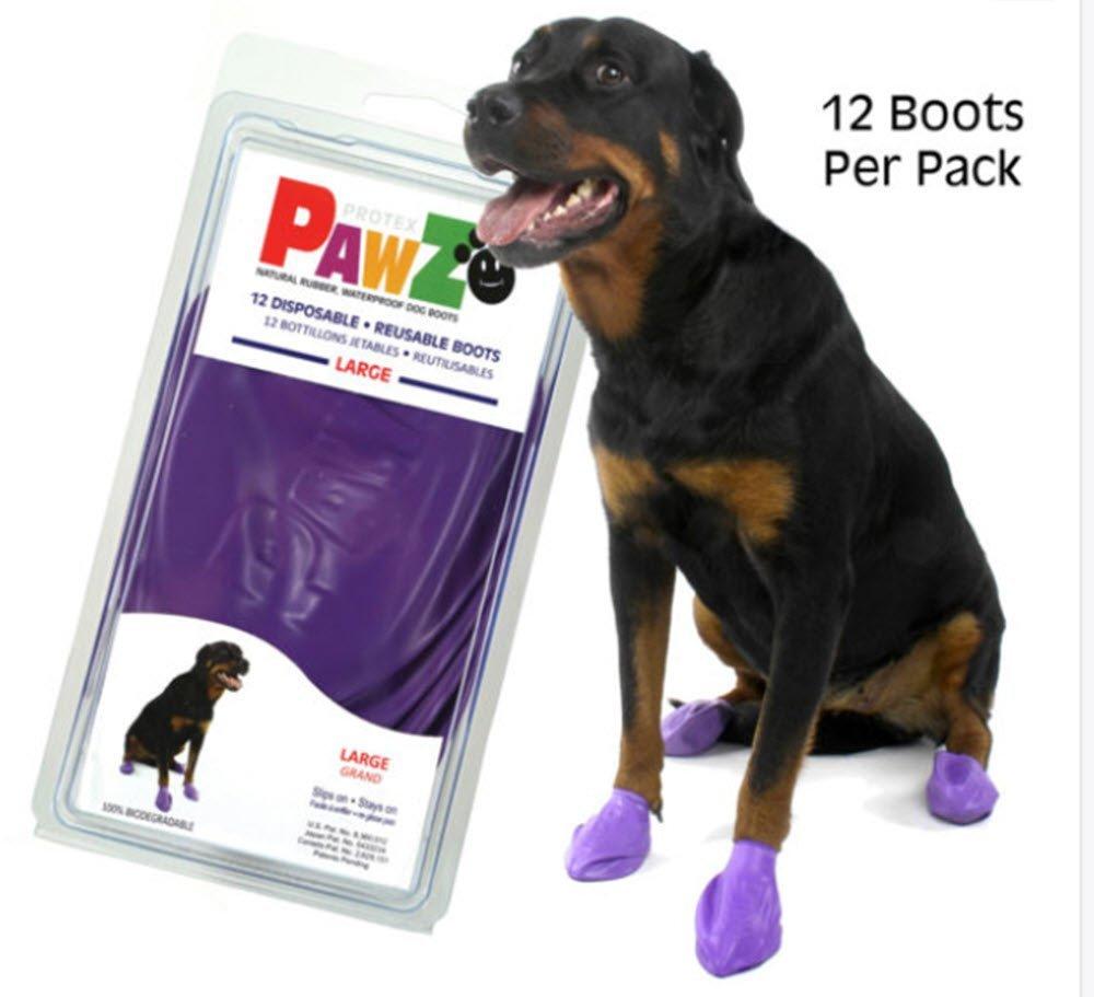 Amazon.com   WPawz Purple Water-Proof Dog Boot b6988ce01