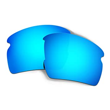 HKUCO Mens Replacement Lenses for Oakley Straightlink Sunglasses Red/Blue Polarized 15ojzi3p
