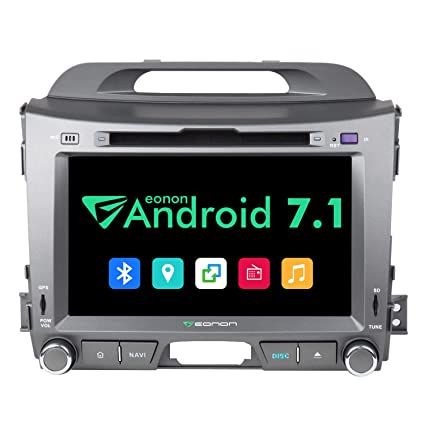 Amazon Com Android Car Stereo Eonon Ga8200 Android Head Unit