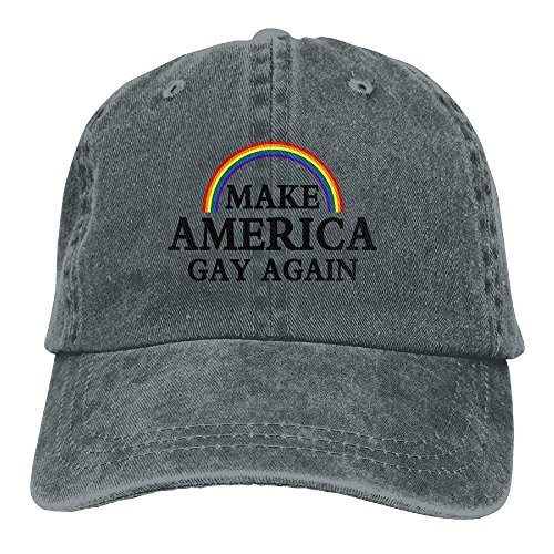 Female'S Hat Make Denim NDJHEH béisbol Gay Boy's Boy For Hat Girl America Adult Unisex Again Sun Gorras aWa0qwcE6