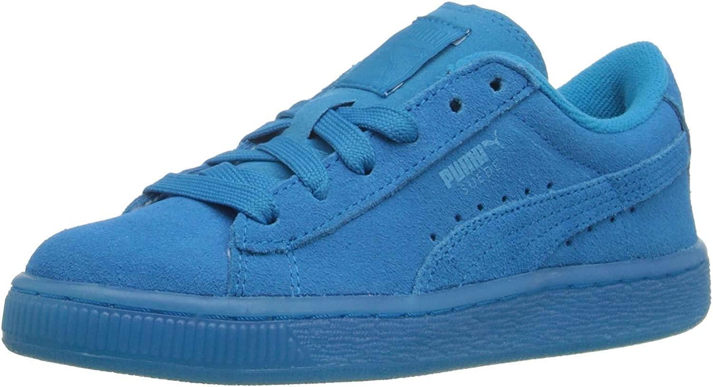 PUMA Suede JR Classic Sneaker (Little