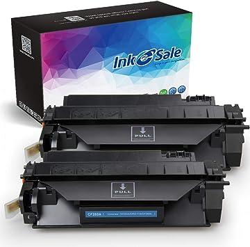 CF280A 80A Toner For HP Laserjet Pro 400 M401dn M401n M401dw M425dn 10 PK Reman