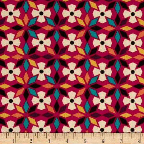 Sierra Pinwheels Summer Fabric