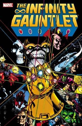 Infinity Gauntlet from Marvel Comics