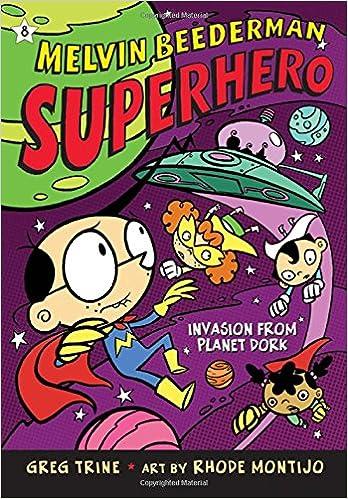 Amazon com: Invasion from Planet Dork (Melvin Beederman, Superhero